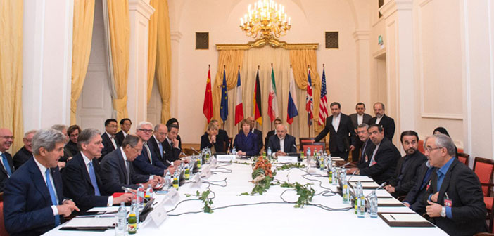 Agreement reached in Iran nuclear talks