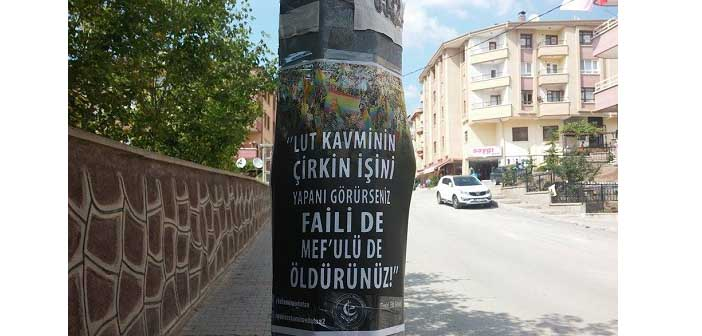 Nefret söyleminde son nokta: Ankara'da LGBTİ'lere yönelik katliam çağrısı