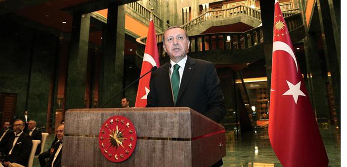 Erdoğan: Ortak komisyon önerimiz hala geçerliliğini koruyor
