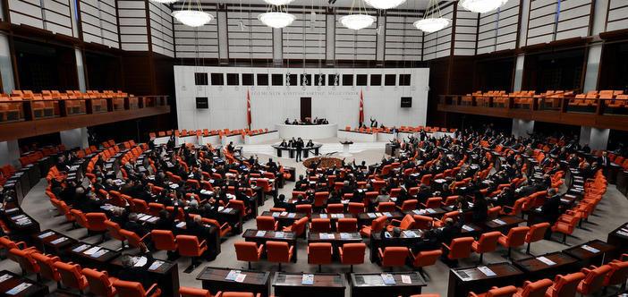 Mecliste komisyon kurulması reddedildi