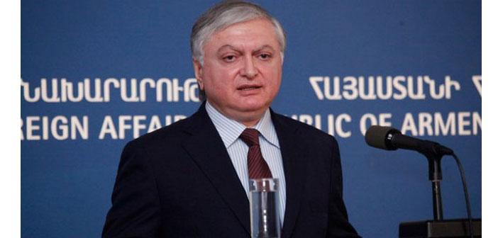 Nalbandian: Ermeni Soykırımı 100 yıl önce kınansaydı, sonraki soykırımlar engellenebilecekti