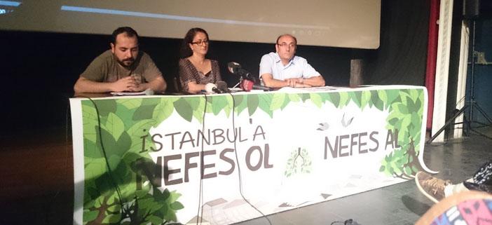 Kuzey Ormanları Savunması ve İstanbul Kent Savunması'ndan 'İstanbul'a Nefes Ol'