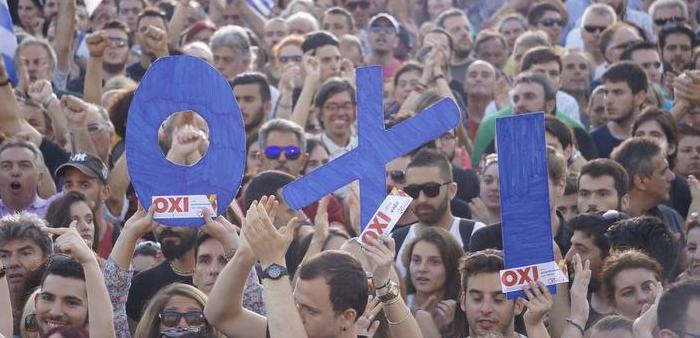 Yunanistan, Troyka'nın paketine 'Hayır' dedi