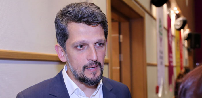 "Paylan: ""The target was the solidarity between Turkey's west and Kobani"""