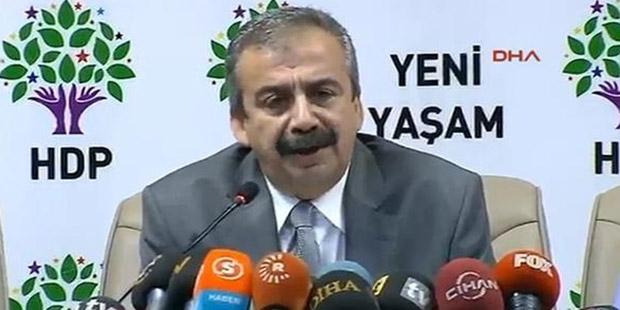 HDP'den CHP-AKP koalisyonu yorumu: Yapıcı bir muhalefet olarak katkı sunarız