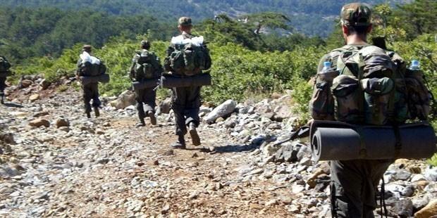 Üç asker Şırnak'taki silahlı saldırıda hayatını kaybetti