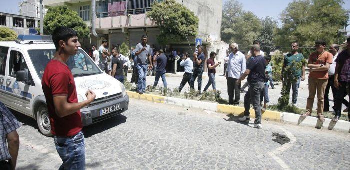 Suruç'ta hayatını kaybedenlerin sayısı 32'ye yükseldi