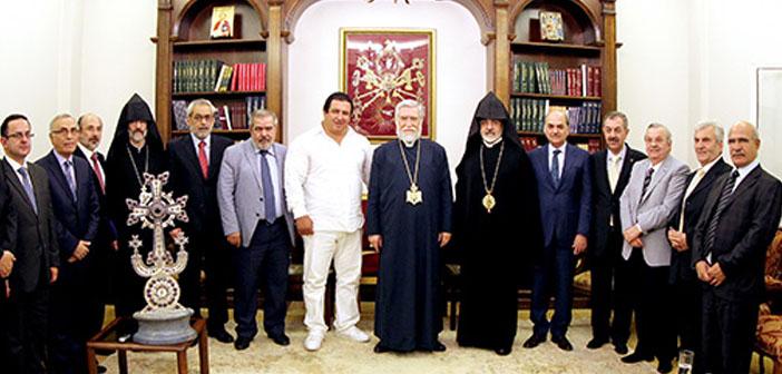 Gagik Tsarukyan'dan Suriyeli Ermeniler için 500 bin dolar destek