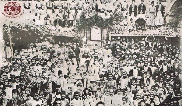 1915'te 'Vartavar', Martavar'a* dönüştü