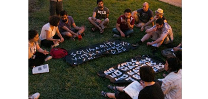 Yerevan'dan Türkiye halklarıyla dayanışma mesajı