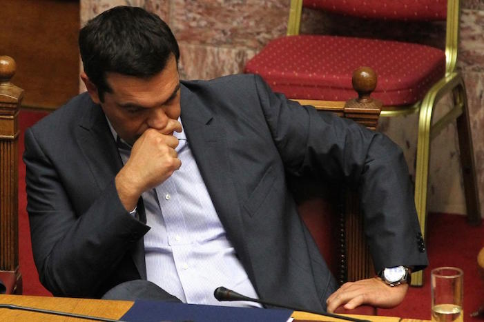 Tsipras'ın erken seçim kartı ve son şans