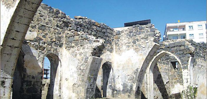 Diyarbakır'da altı kilise devletin kullanımında