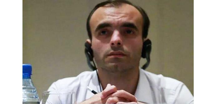 Gazeteci Aliyev cinayeti soruşturmasında bir kişi tutuklandı