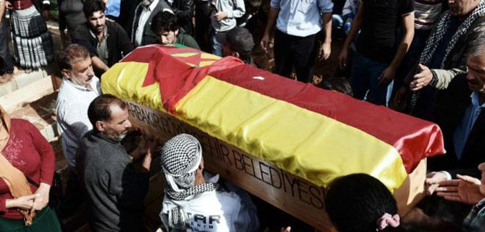 13 YPG'linin cenazesi için sınırdan geçiş izni çıktı