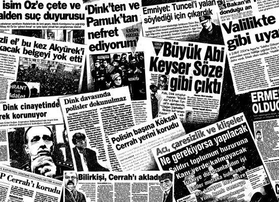 Agos Manşet- Hrant Dink davasında bilirkişi bilinmezi