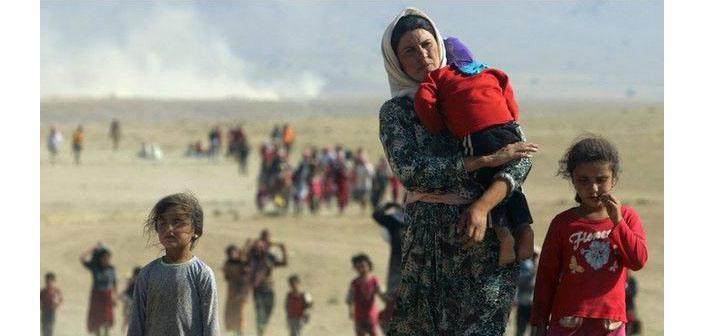 Şengal Katliamının 1. yılında çağrı: BM ve Türkiye Ezidi Soykırımı'nı tanısın