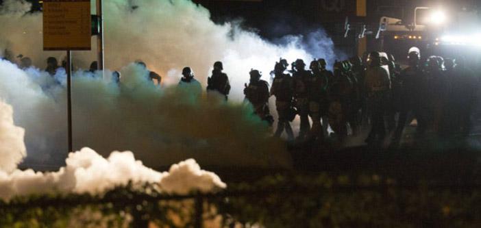 Brown'ın ölüm yıldönümünde Ferguson'da OHAL