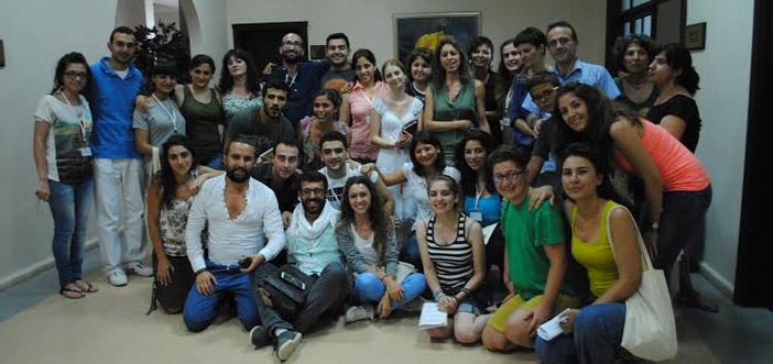 Yavaş-Gamats Yaz Okulu bu kez Ermenistan'da