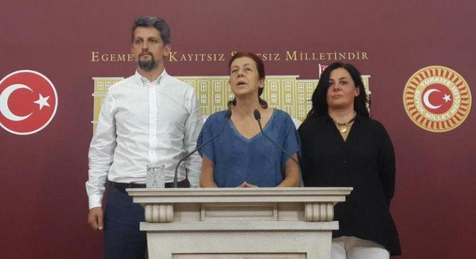 HDP'den afet bölgesi çağrısı