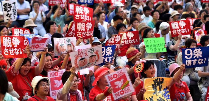 Japonya savaşa mı hazırlanıyor?