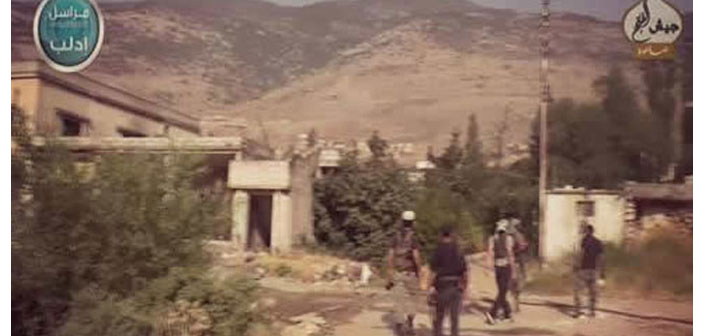 Süryani köyüne IŞİD saldırdı