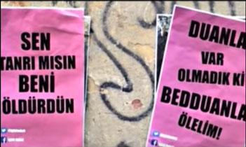 LGBTİ Sokak Hareketi'nden Müslüm Gürses'li yanıt: Sen Tanrı mısın beni öldürdün