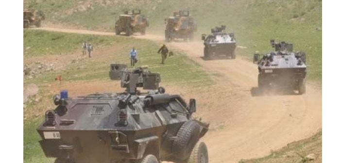 Türkiye'nin yeni OHAL'i: 37 geçici güvenlik bölgesi