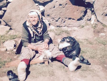 Mahir Özkan'ın annesi Ardeletsi Suti.