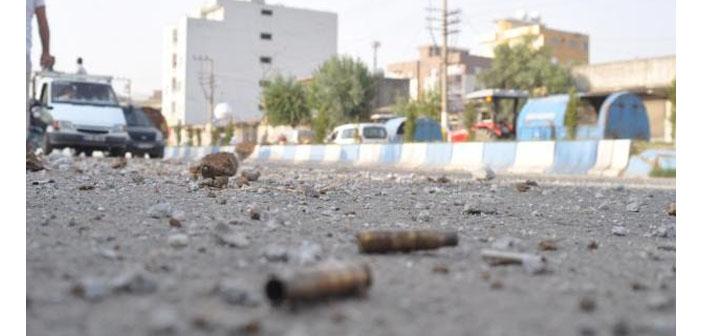 Silopi'de polis saldırısı: 3 kişi öldü, yaralılar var