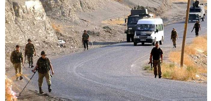Şırnak'ta saldırı: İki asker hayatını kaybetti