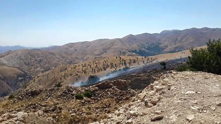 Sason'daki manastır yangını Meclis gündeminde