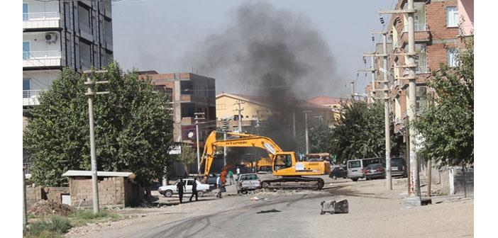 Diyarbakır Barosu'ndan 'sivil alanlarda çatışmaya girmeme' çağrısı