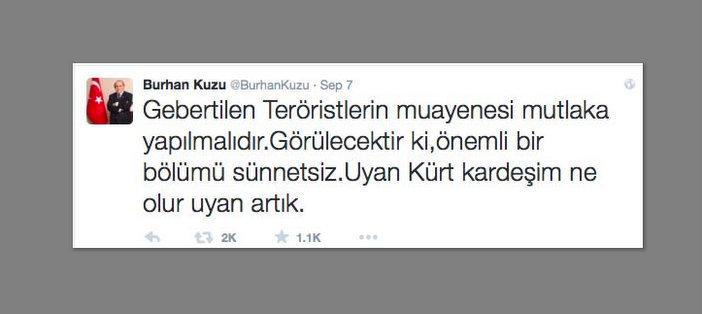 Devletin 'sünnet' imtihanı Kuzu'yla yeniden gündemde
