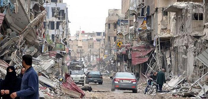 Peki ya Suriye'de kalanlar?