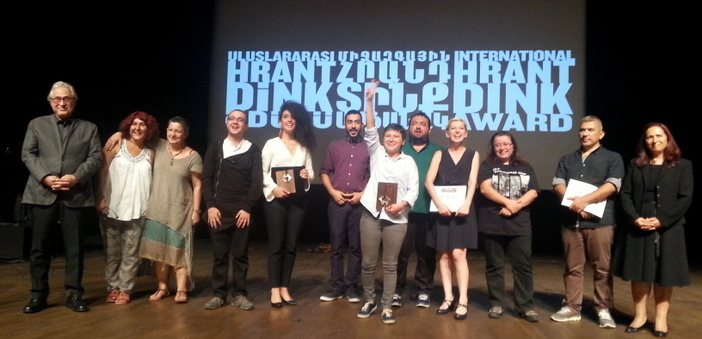 2015 Hrant Dink Awards to women and LGBT rights activists