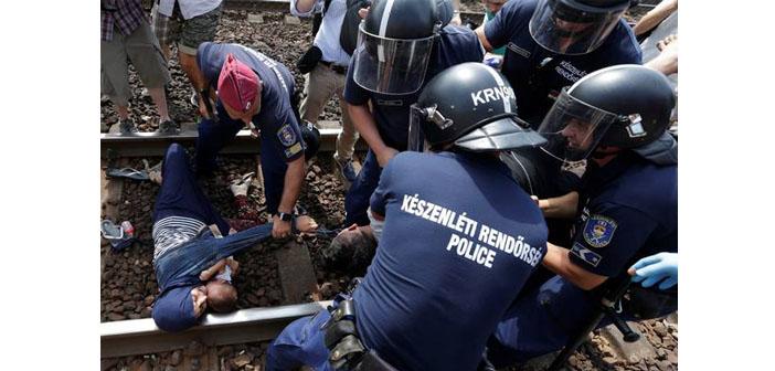 Macaristan sığınmacılara karşı artık daha da sert: Ordu devreye giriyor