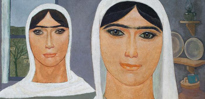 Nuri İyem portreleriyle anılıyor