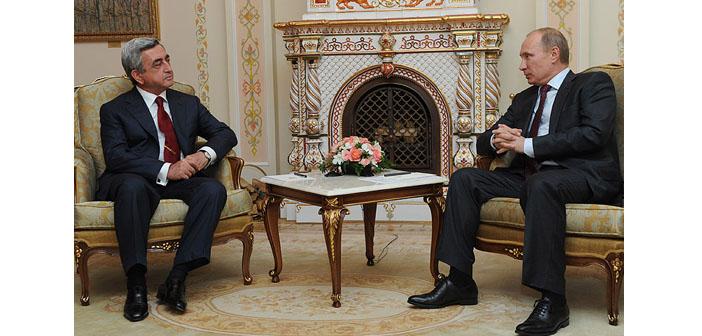 Rusya'dan Ermenistan'a indirimli doğalgaz