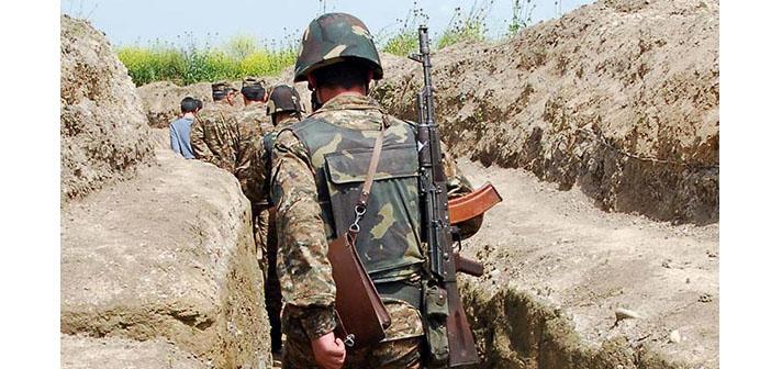 Ermenistan-Azerbaycan sınırında gerilim yine tırmanıyor