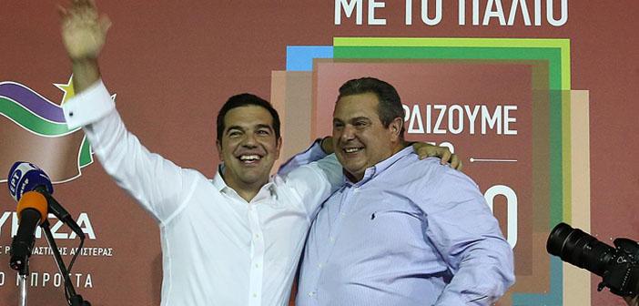 Yunanistan 'Syriza'yla yola devam' dedi