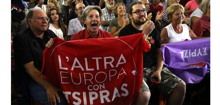 Tsipras Yunan siyasetindeki liderliğini perçinledi