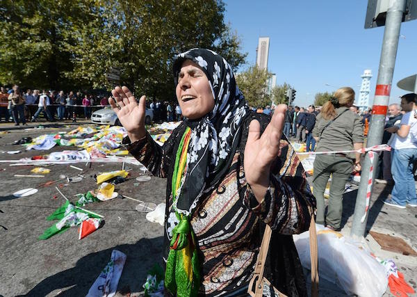 Confidentiality order on Ankara massacre investigation