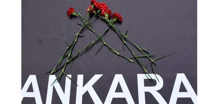 Patrikhane'den Ankara katliamı için taziye mesajı