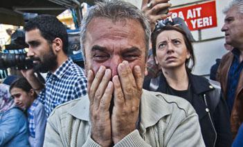 HDP Üsküdar İlçe Örgütü'nün 5 üyesi sonsuzluğa birlikte uğurlandı