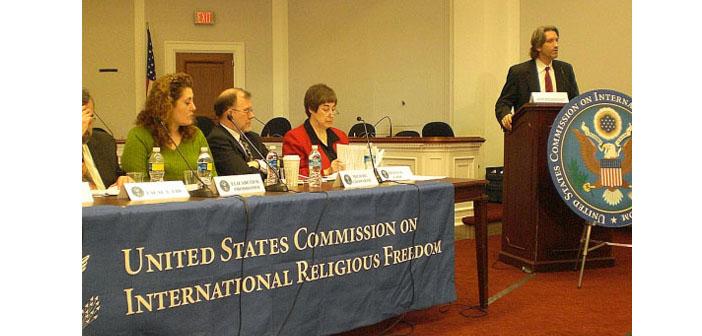 ABD Dışişleri Bakanlığı Dini Özgürlükler Raporu'nu açıkladı