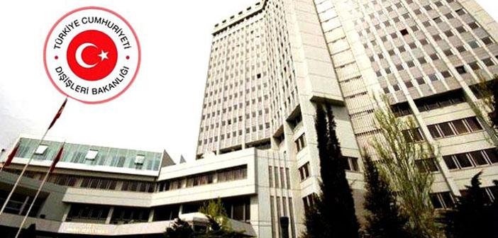 Dışişleri Bakanlığı'ndan Perinçek davası açıklaması