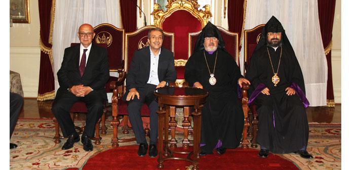 AKP adayı Eker'den vakıf başkanlarına: Destek verin reformları yapalım