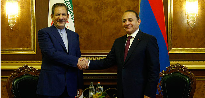 İran-Ermenistan ilişkilerinde yeni dönem