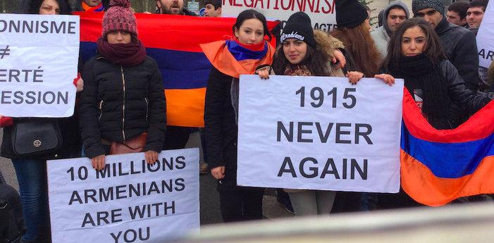 Ermenistan bardağın dolu tarafına bakıyor