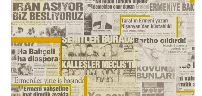 Hrant Dink Vakfı'nın medyada ayrımcı söylem tartışmaları yarın başlıyor